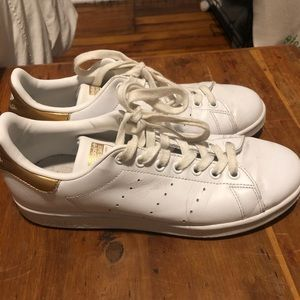 Adidas Stan Smith sneakers, size 8